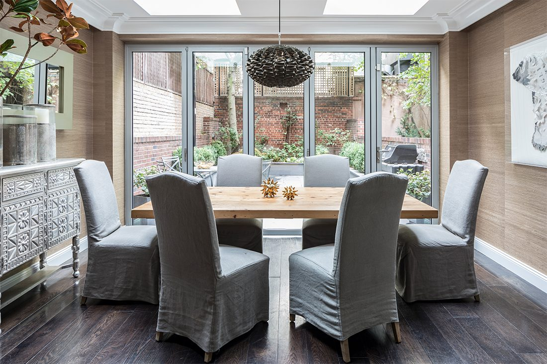 Ashley Bradley Interiors - UES Townhouse - Dining Room